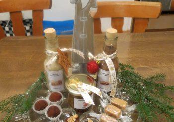 Weihnachtsgeschenke aus der Küche – Impressionen