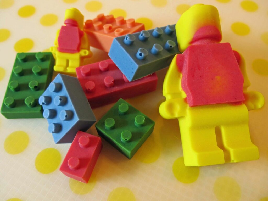 LEGO-Party in der Auszeit