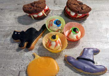 Gruselig-Süßer Spaß zu Halloween
