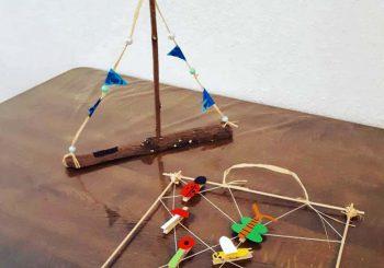 Kinderferienprogramm: Kreativwerkstatt