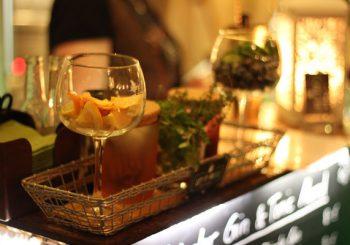 Gin & Tonic Water in der Auszeit