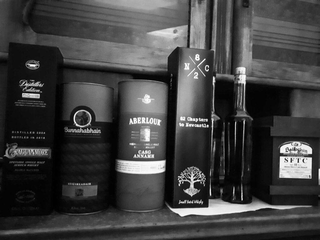 Whisky-Tasting: ein toller Abend mit vielen Aromen
